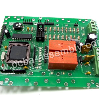 RoHS Applied PCB Assembly Service With Short Lead Time