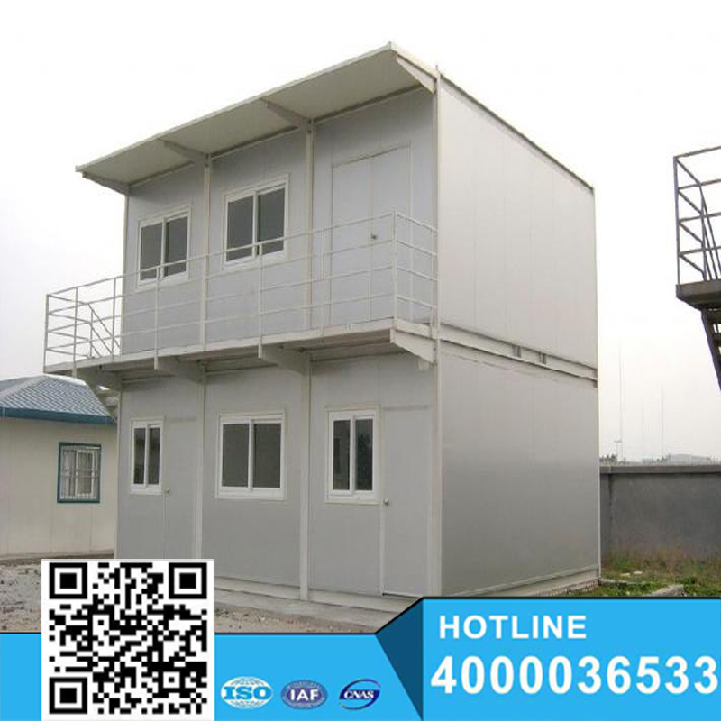 20ft 40ft eps sandwich panel ligt steel shipping container prefabricated portable premade