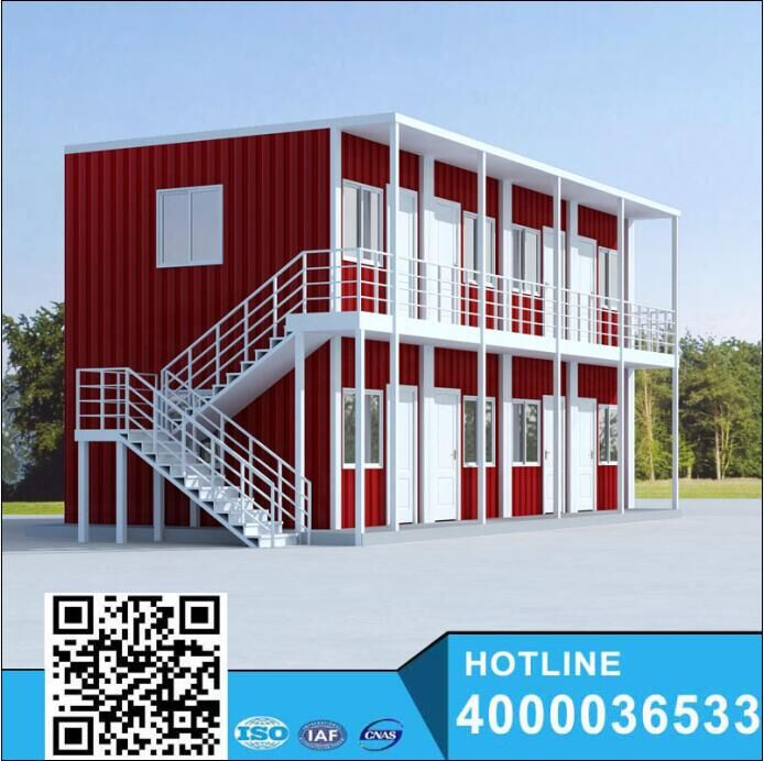 Beautiful design prefab villa, home, prefab container house for living