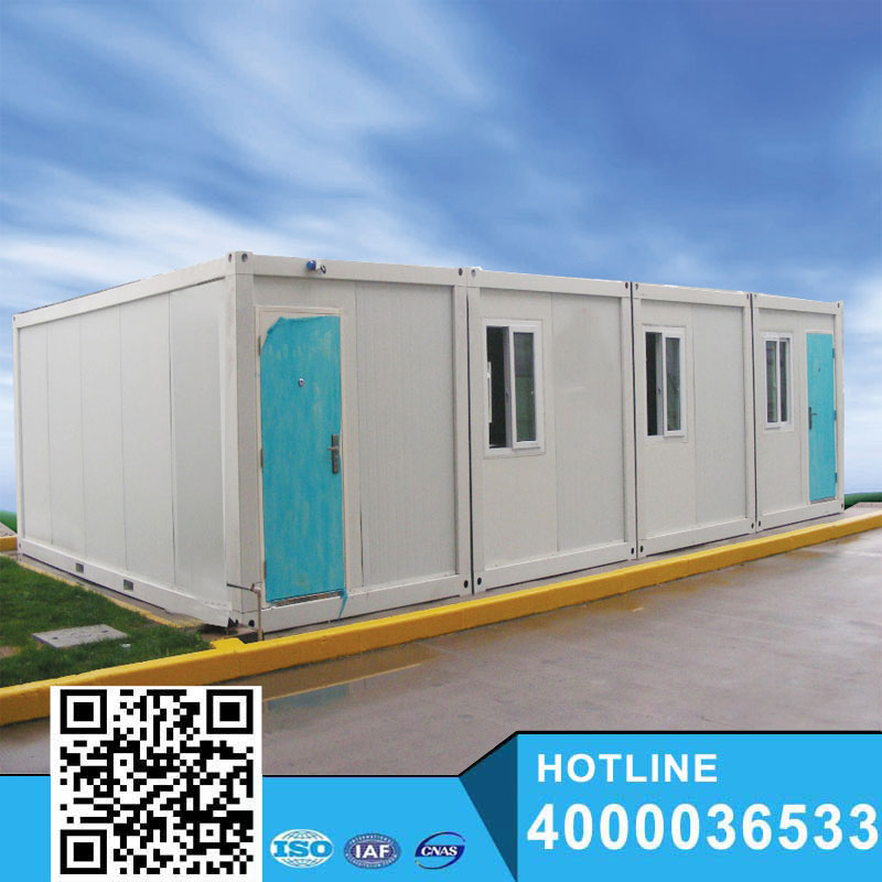 Commercial ISO Light Steel Prefabricated/Modular/Mobile/Prefab/Portable