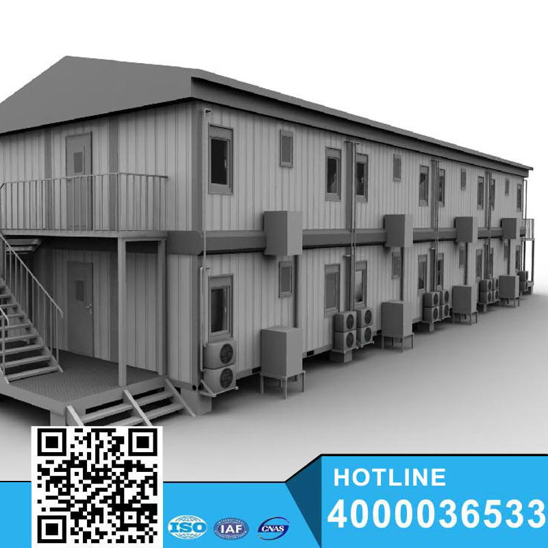 Durable portable house/ container price/pre-made container house