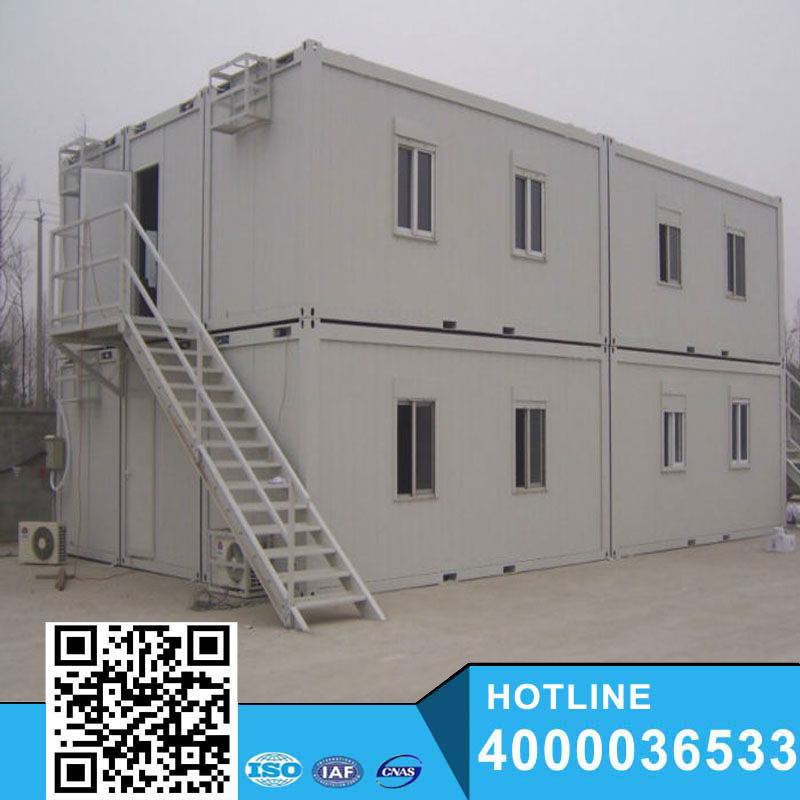 Flexible Demountable Mobile Prefab Office Conteiner House