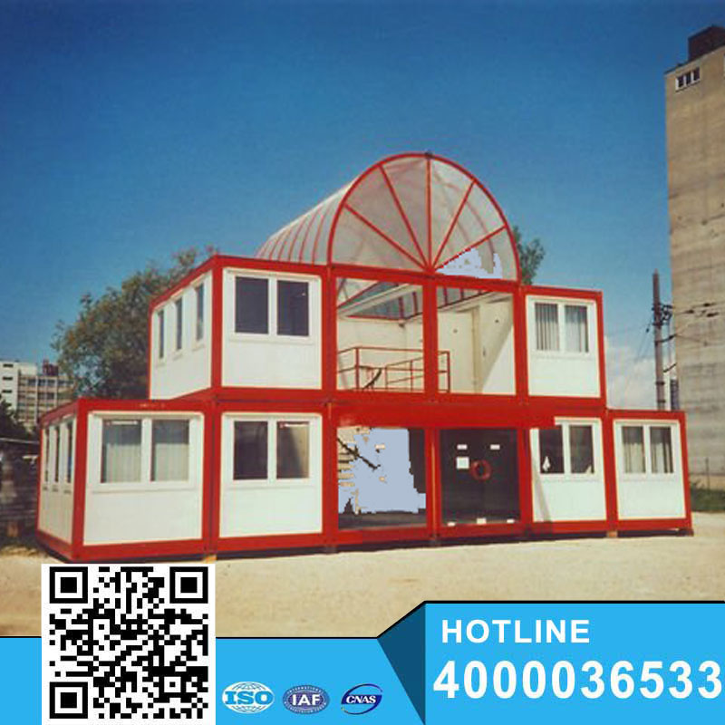 Hot Sale Beautiful Luxury Container House/ prefab house for Sale