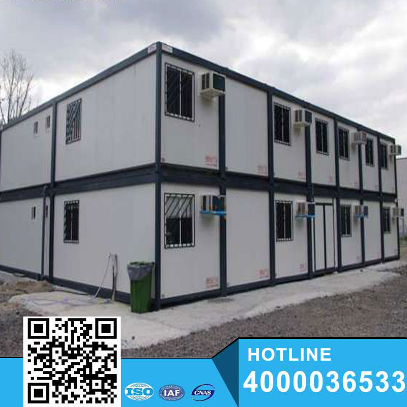 ISO certification 40ft Modular single shipping container homes prefab houses
