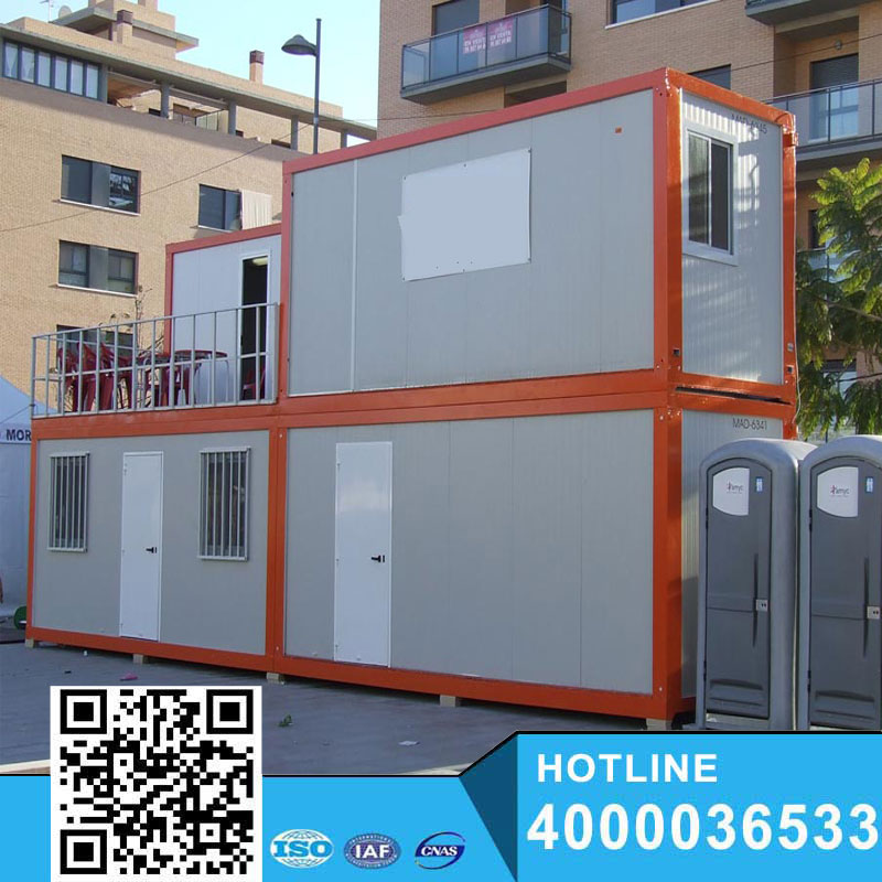 Low cost prefab house/ pre fabricated houses/ low cost container houses