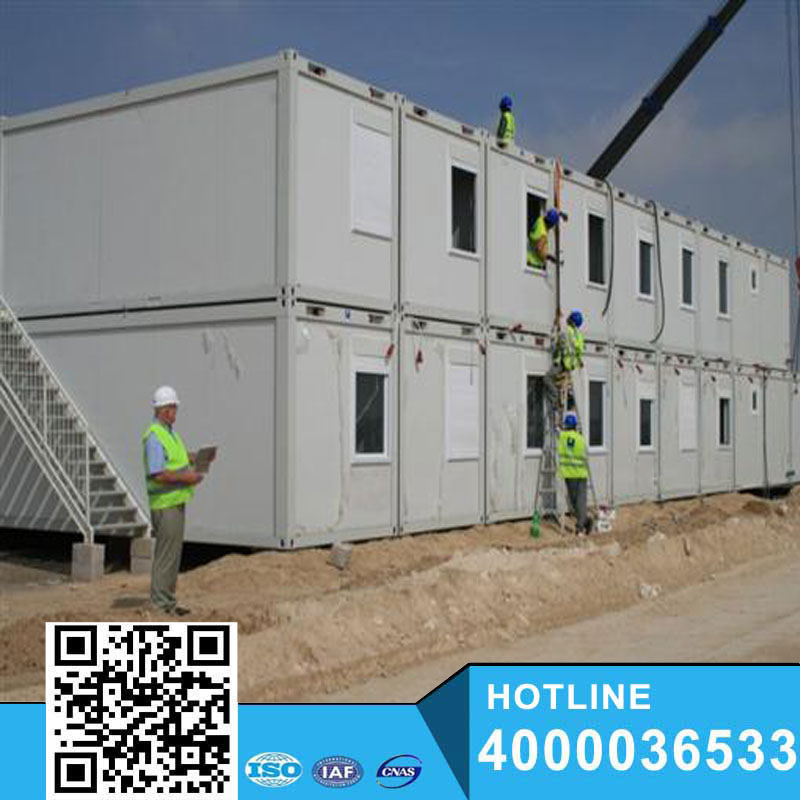 Mobile Home Cabin expandable containerhouse for sale