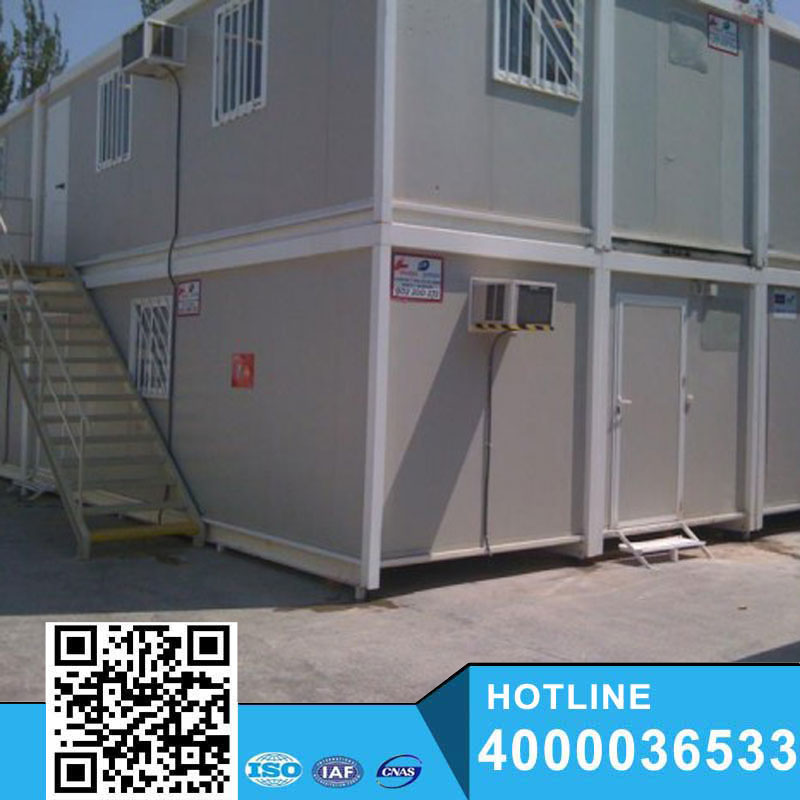 Modern container house Prefabricated Houses/granny flat/cottage with solar system