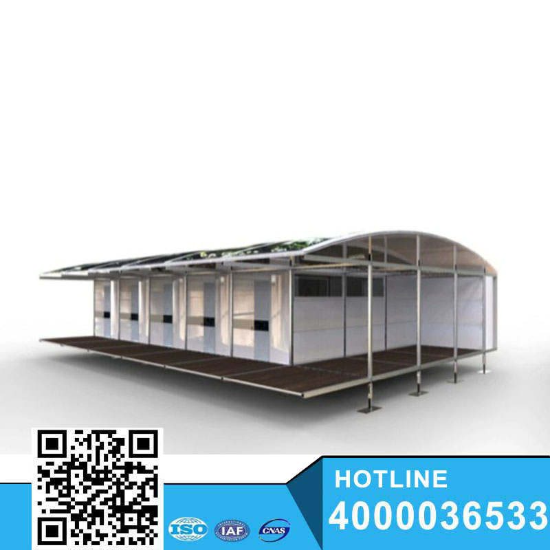 New designed cheap modular house prefab container house