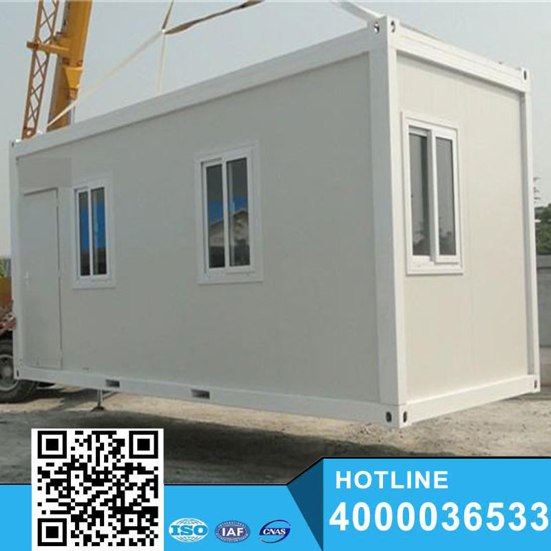 New style expandable prefab container house