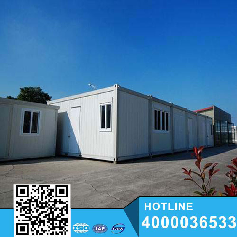 New style low cost camp houses prefab container house,20ft container house