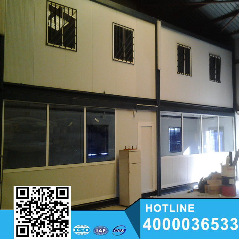 New Technology Mobile Camp House/Container House/Prefab Camp House