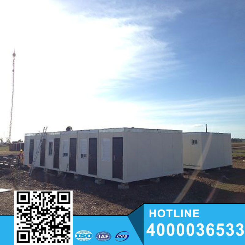Prefab Shipping ISO Living 20ft Modern Design Container House