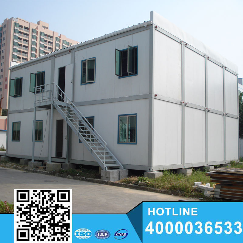 Prefabricated 20ft container office in China