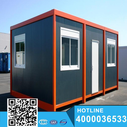 China the two layers prefabricated building for sale