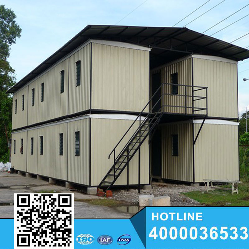 Sandwich Panel modern shipping container home/homes