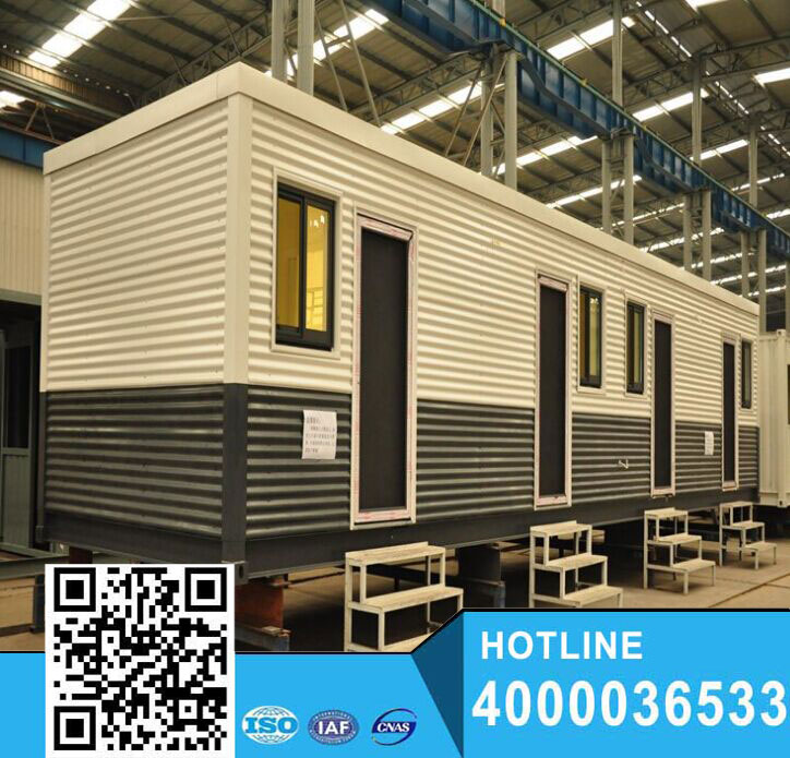 China 20ft/40ft Modern beautiful cheap container house/houses