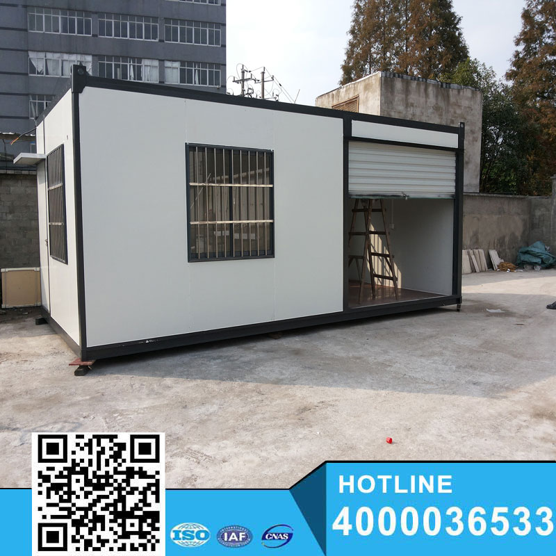 High Quality pre-made container house / office