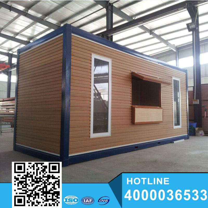 Demountable 20ft Flat Pack Office container price In Good Quality