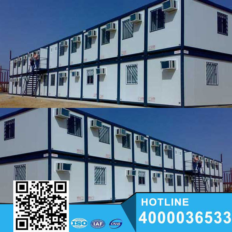 Steady beauty modular apartment building from China