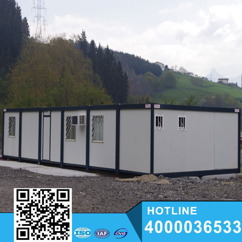Modern high quality prefab house best price