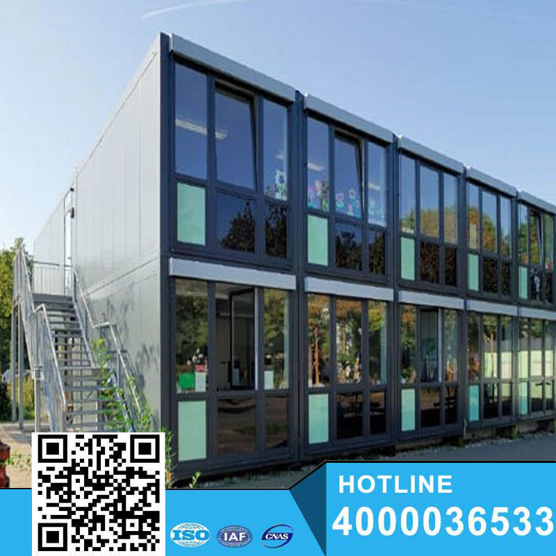 Beautiful Light Steel Prefab House Construction building for Sale