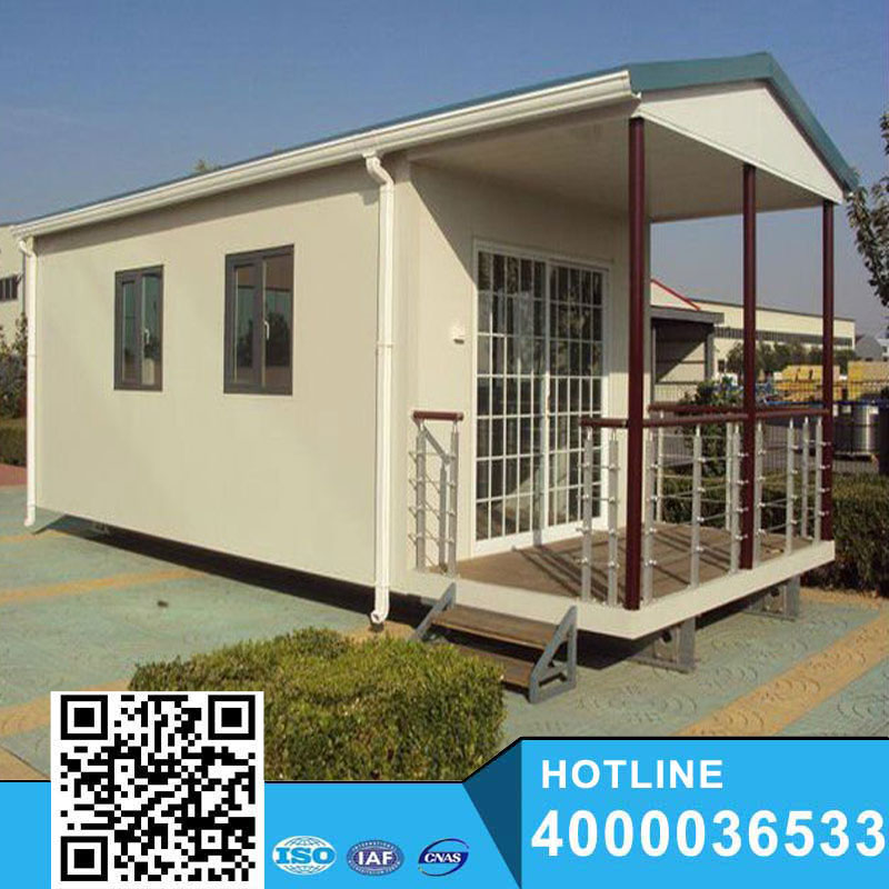 2015 Factory Supply New Look Modular 20ft Cheap Container coffee shop