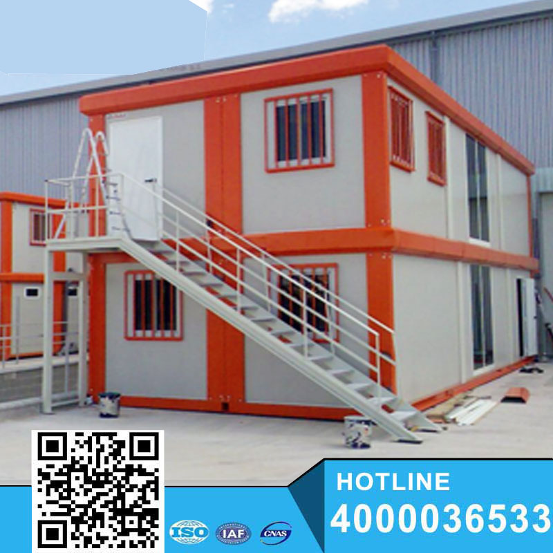 Excellent design and strong prefabricated houses south africa