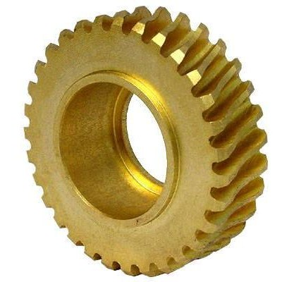 Worm Gear Cutting