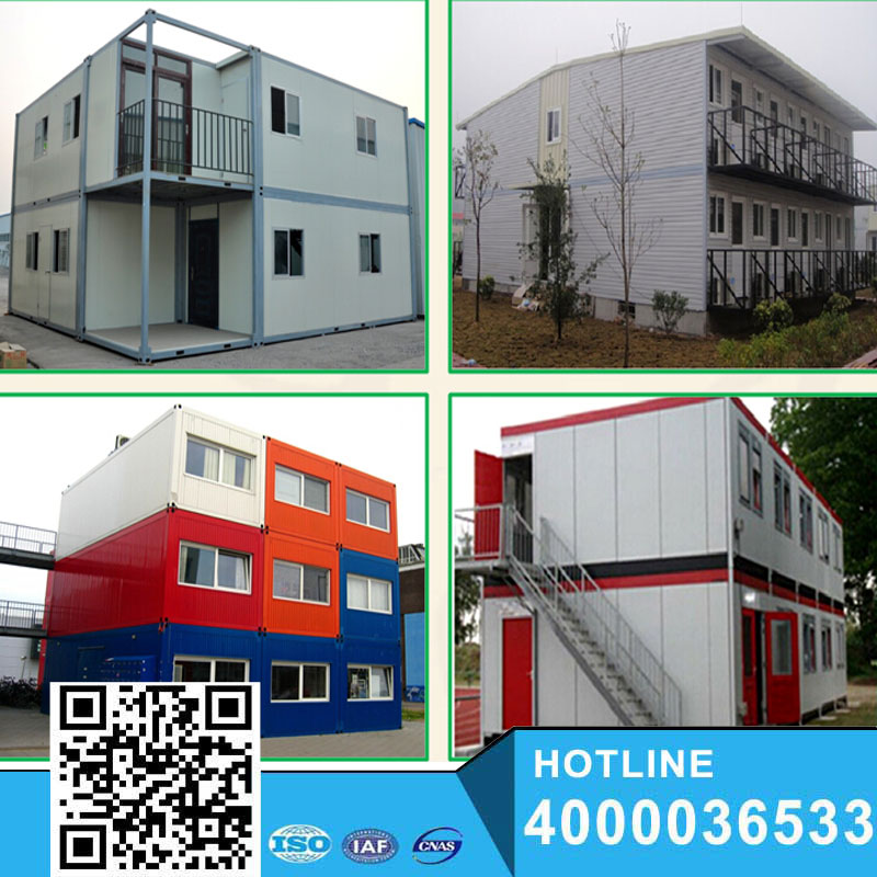 2015 Delicate Prefab House For Sale