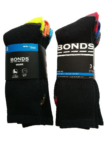 Extra Tough Acrylic Work Socks
