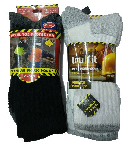 heavy duty work socks Cotton Work Socks