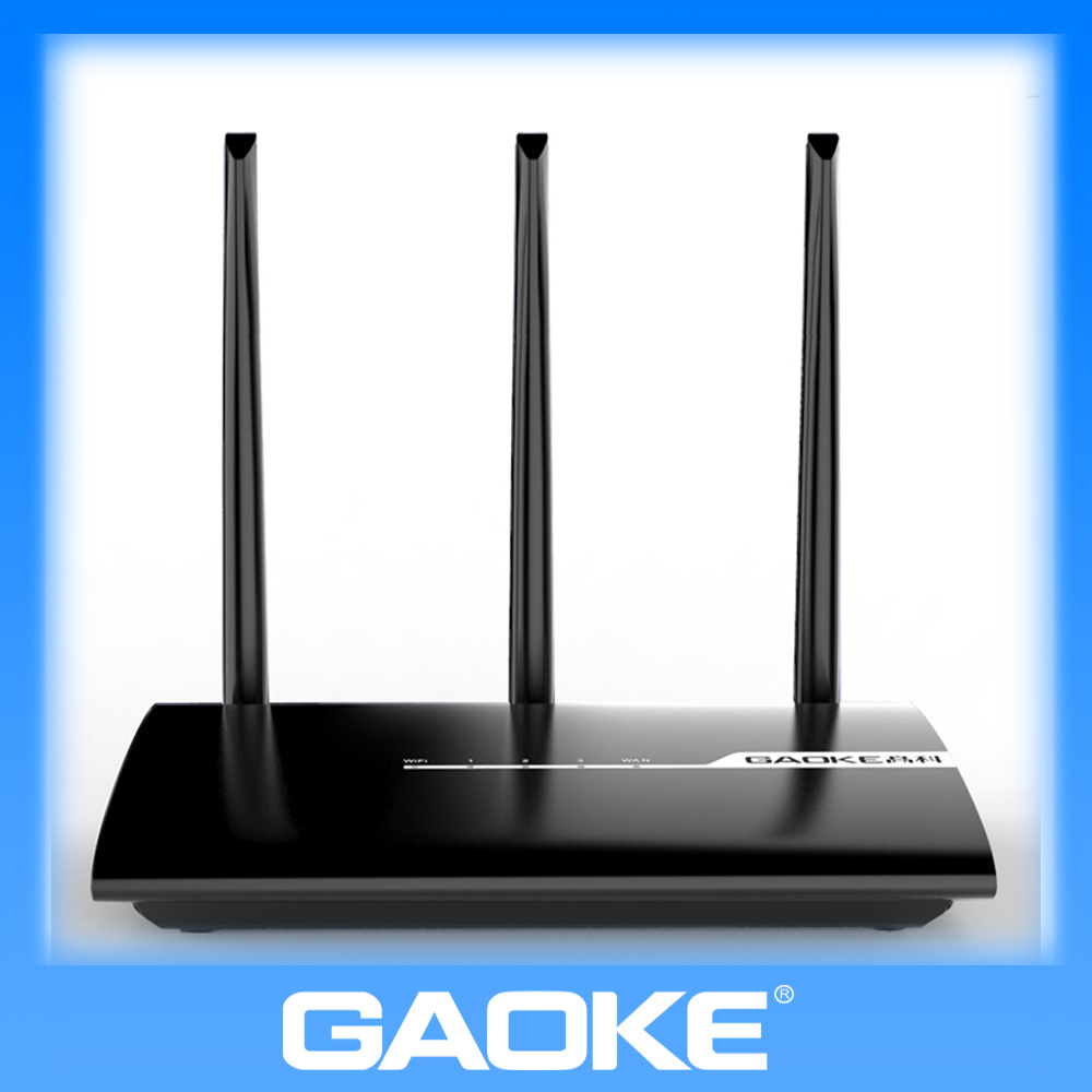 wireless wifi router with IEEE 802.11 b/g/n standards