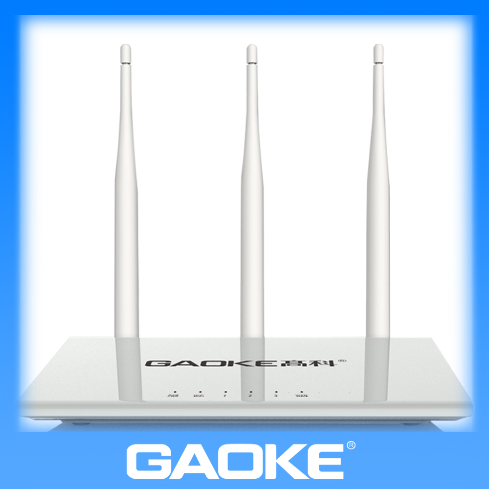 300Mbps 802.11N Wireless Wifi Router in hot sale