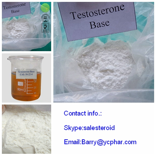 CAS 58-22-0 Testosterone   betty@ycgmp.com
