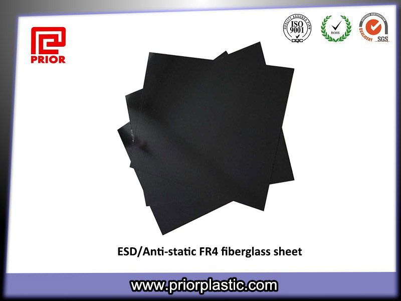 ESD FR4 fiber glass sheet