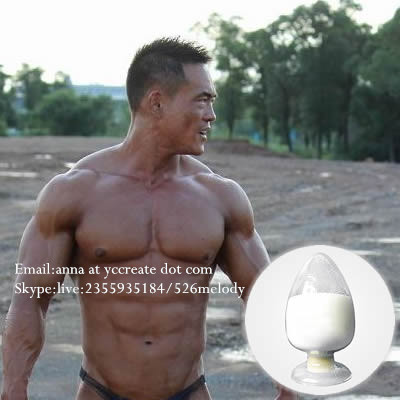 Injectable Anabolic Steroids Hormone Methenolone Acetate Factory Supply