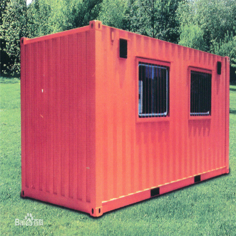 20ft Economic Dismountable Container Prefabricated Houses South Africa