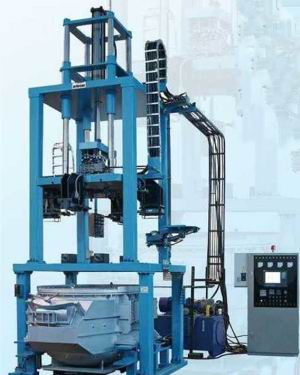 High Pressure Casting Machine