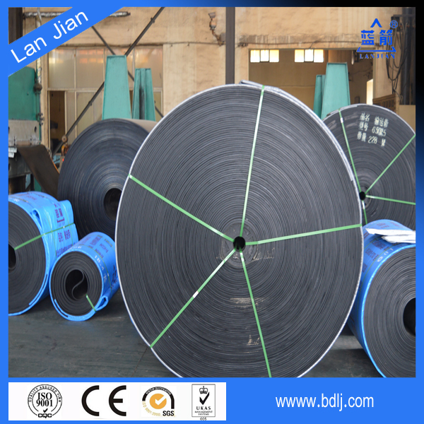 rubber conveyor belt-nylon,ep,cotton