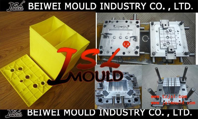 auto battery container good quality injection plastic mould