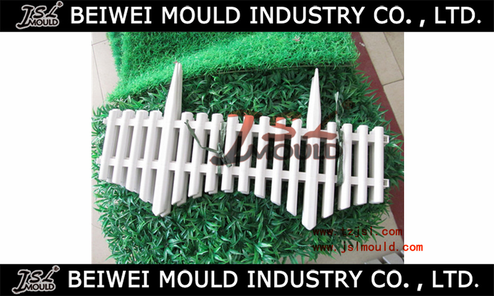 Outdoor fence mould OEM plastic injection mould maker