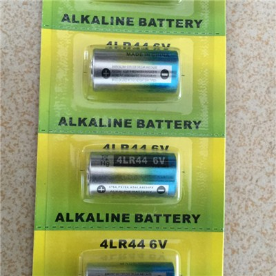4LR44 Alkaline Battery