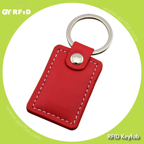 KEL14 EM4100/ EM4102 radio frequency identification Plasic key card for alarm system ( GYRFID )