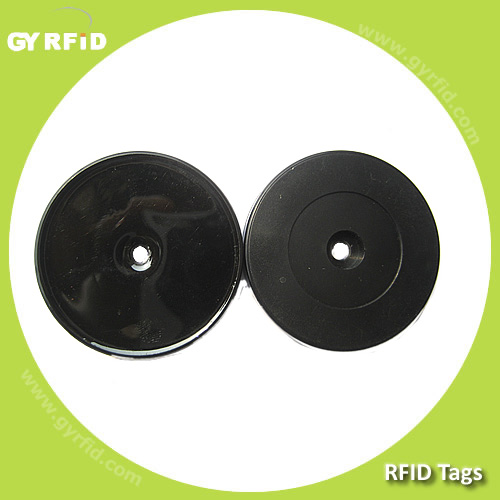 MEA02 GK4001  EM ID ABS Disc Tags for Rfid asset tracking system ( GYRFID )