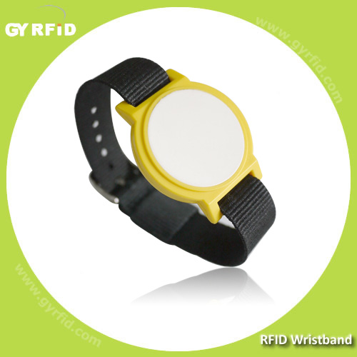 WRA05 EM4200  proximity rfid watch tag for Gym center ( GYRFID )