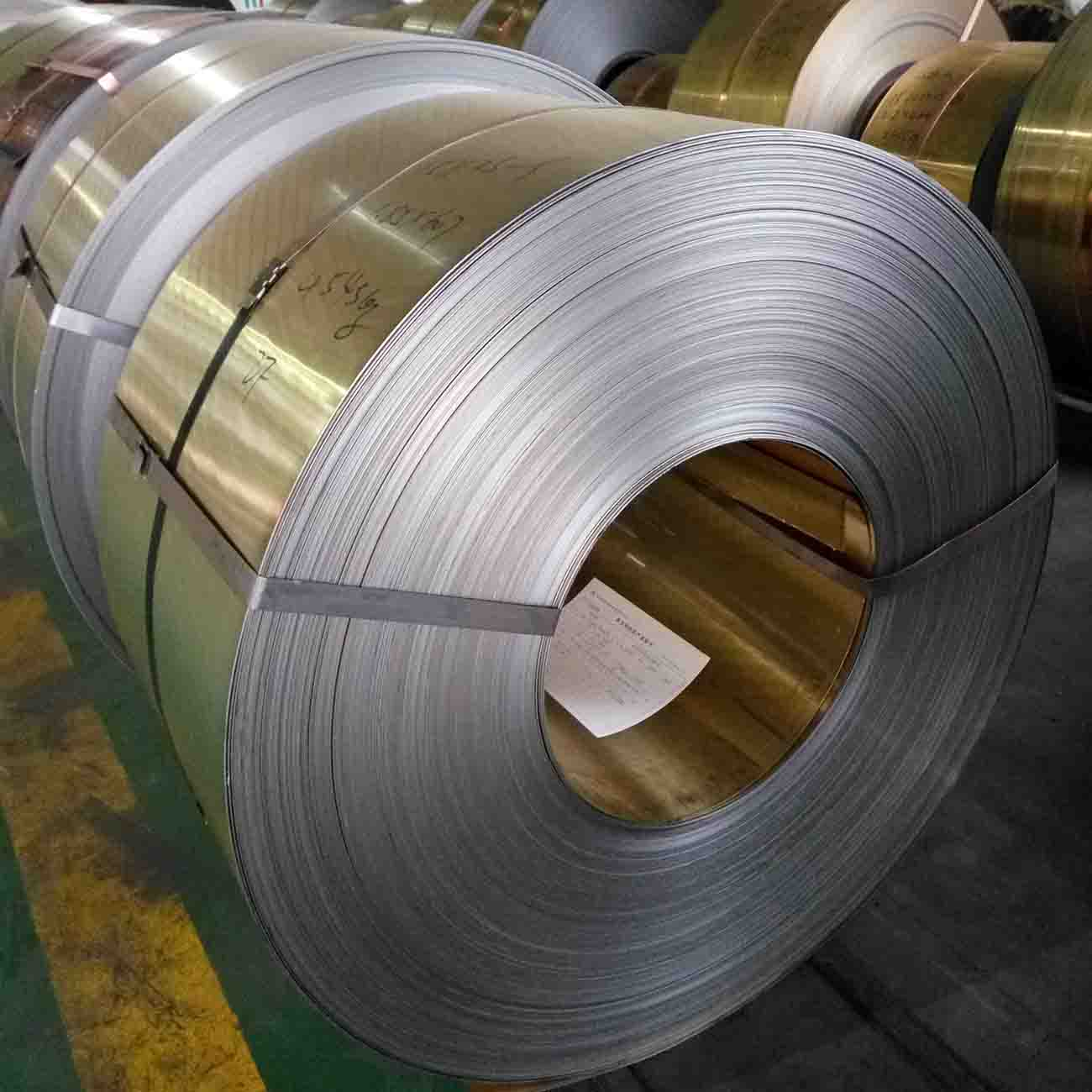 Copper Steel Composite Strip