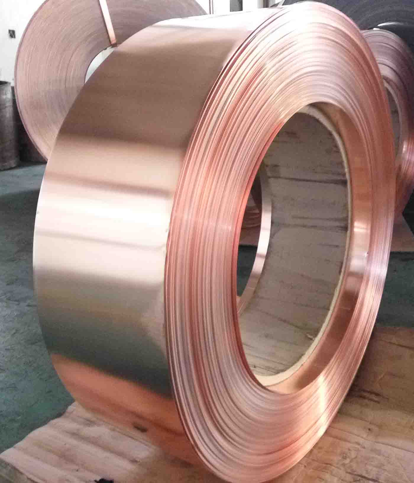 Copper Steel Compound for Oil Cooler