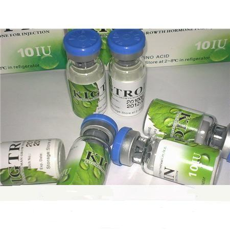 Kigtropin 100iu High Purity HGH Factory Price Supplier