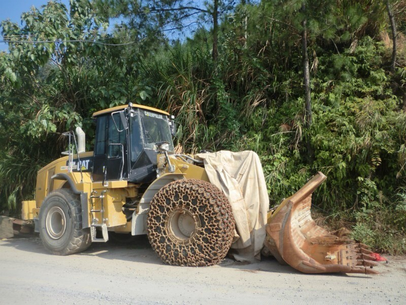 966H used wheel loader caterpillar for sale from china