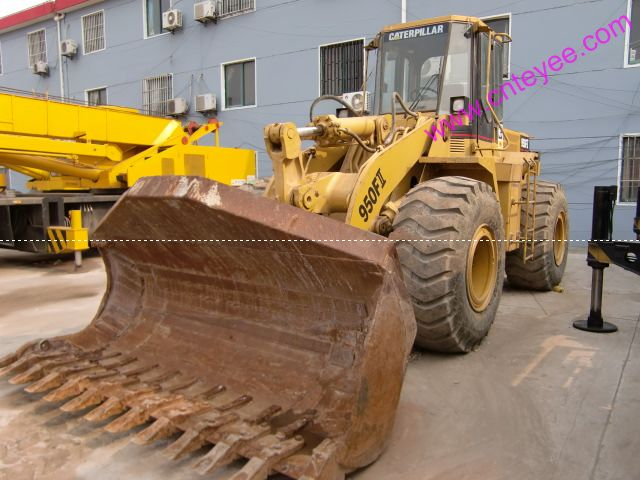 950F used wheel loader caterpillar for sale from china 950F 950E 950B